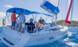 Sunsail 47 Karibik