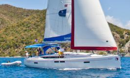 Sunsail 47 Yachteignerprogramm Karibik