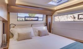 Sunsail Lagoon 505 Catamaran cabin