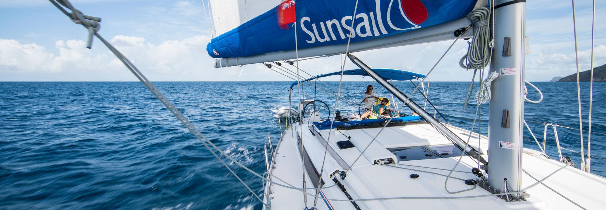 Sunsail Yacht Ownership