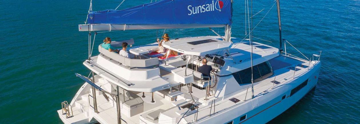 Sunsail 454 Catamaran