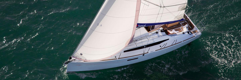Sunsail 34 - Jeanneau Sun Odyssey